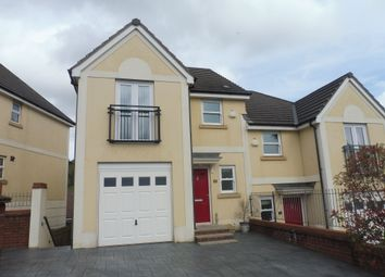 Thumbnail 4 bedroom semi-detached house for sale in Lyte Hill Lane, Torquay