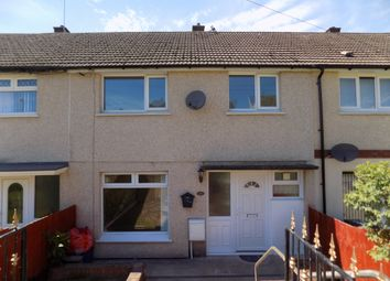Thumbnail 3 bed terraced house to rent in Rother Close, Bettws, Newport