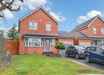 Thumbnail 3 bed detached house for sale in Whitegates Way, Huthwaite, Sutton-In-Ashfield