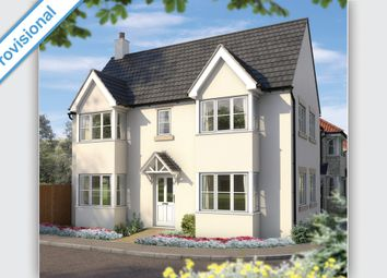 "Thumbnail 3 bedroom semi-detached house for sale in ""The Sheringham"" at Hallatrow Road, Paulton, Bristol"