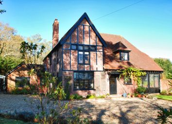 Thumbnail 6 bed detached house to rent in Burley, Hampshire