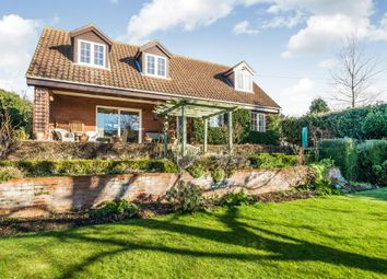 Thumbnail 2 bed detached house for sale in Mill Lane, Bedingham, Bungay