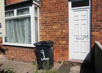 Thumbnail 2 bed terraced house to rent in Claremont Avenue, Hull