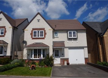 Thumbnail 4 bed detached house for sale in Red Deer Road, Shrewsbury