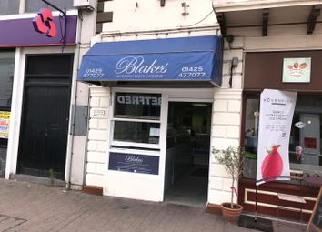 Thumbnail Retail premises for sale in High Street, Ringwood