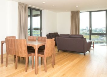 Thumbnail 3 bed flat to rent in 4 Olympic Park Avenue, London