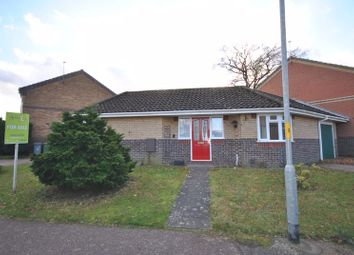 Thumbnail 1 bed bungalow for sale in Fairfax Drive, Dussindale, Norwich