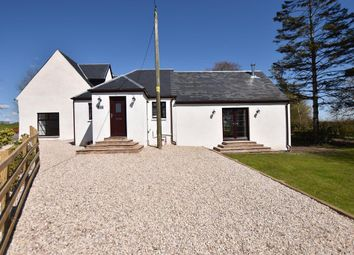 Thumbnail 5 bed farmhouse for sale in Eastercottage Of Whitelee, Old Glasgow Road, Kingsford