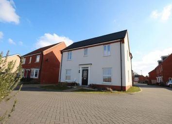 Thumbnail 4 bed detached house for sale in Lavender Drive, Cringleford, Norwich
