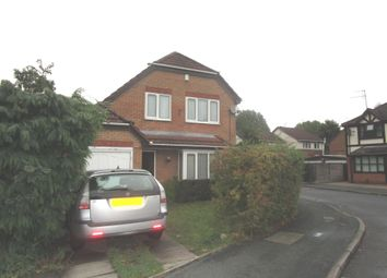 Thumbnail 3 bed detached house for sale in Wortley Avenue, Fallings Park, Wolverhampton