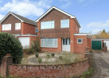 Thumbnail 3 bedroom link-detached house for sale in Osterley Close, Botley, Southampton
