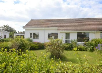 Thumbnail 4 bed semi-detached bungalow to rent in Croft Parc, The Lizard, Helston, Cornwall