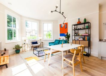 Thumbnail 1 bed flat for sale in Ostade Road, Brixton Hill