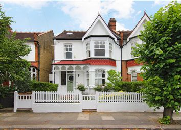 4 bed semi-detached house to rent in Dunmore Road, Wimbledon SW20