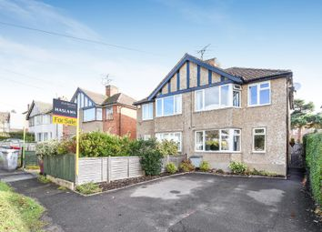 Thumbnail 3 bed semi-detached house for sale in Stanhope Road, Reading