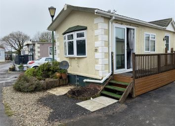 Thumbnail 2 bed mobile/park home for sale in Station Road, Whitland
