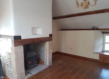Thumbnail 1 bedroom flat to rent in Top Floor Flat, Pwllcymbyd Barn, Rhydcymerau