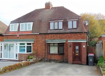 Thumbnail 4 bed semi-detached house for sale in Chattle Hill, Coleshill