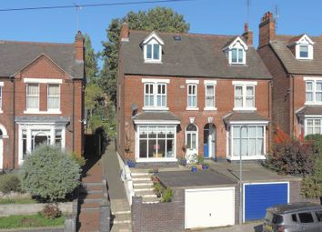 Thumbnail 4 bed semi-detached house for sale in Scalpcliffe Road, Burton-On-Trent