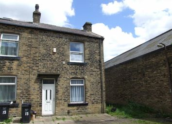 Thumbnail 2 bed end terrace house for sale in Masonic Street, West End, Halifax