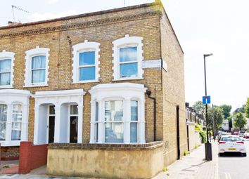 Thumbnail 3 bed flat to rent in Thorpedale Road, London