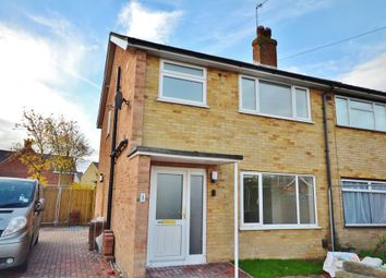 Thumbnail 3 bed semi-detached house for sale in Portway, Didcot