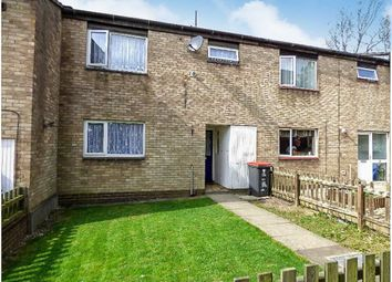 Thumbnail 3 bed terraced house for sale in Brindley Ford, Brookside, Telford, Shropshire