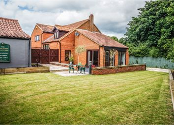 Thumbnail 4 bedroom detached house for sale in Kindleton, Great Linford