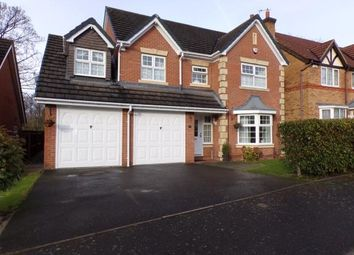 Thumbnail 5 bed detached house for sale in Allerton Drive, Heathley Park, Leicester, Leicestershire