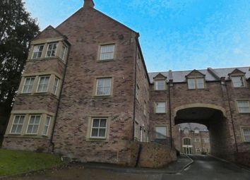 Thumbnail 2 bed flat for sale in Long Close, Hexham