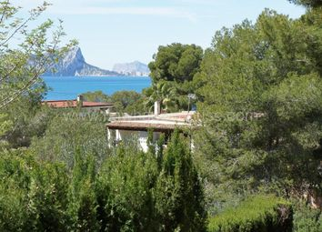 Thumbnail 4 bed villa for sale in Comunitat Valenciana, Alicante, Moraira