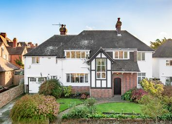 Thumbnail 5 bed detached house for sale in Bouverie Road West, Folkestone
