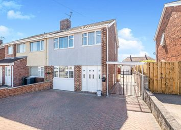 3 bed semi-detached house for sale in Northfield Drive, Woodsetts, Worksop S81