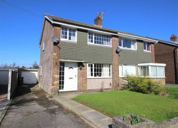 Thumbnail 3 bed semi-detached house for sale in Longfield, Fulwood, Preston