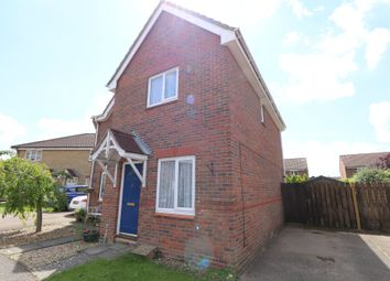 Thumbnail 2 bed semi-detached house for sale in Brushmakers Way, Roydon, Diss