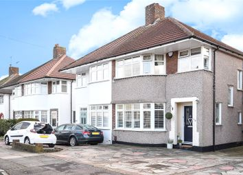 Thumbnail 3 bed semi-detached house for sale in Borkwood Way, Orpington