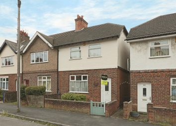 Thumbnail 2 bed end terrace house for sale in Crossman Street, Sherwood, Nottingham