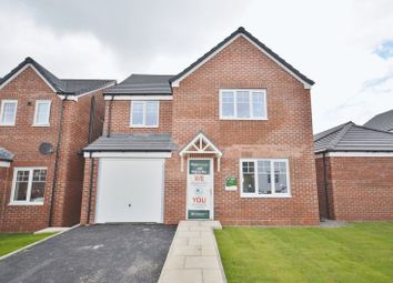 Thumbnail 4 bed detached house for sale in Newlands Park, Dearham, Maryport