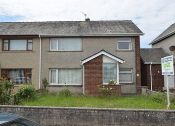 Thumbnail 3 bedroom semi-detached house for sale in Irwell Road, Walney, Cumbria