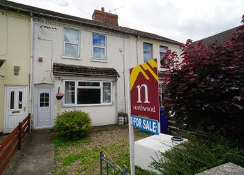 Thumbnail 2 bed town house for sale in North Street, Morton, Gainsborough