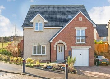 Thumbnail 4 bedroom detached house for sale in Lairds Dyke, Inverkip, Inverclyde