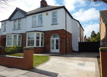 Thumbnail 4 bed semi-detached house for sale in Devonshire Avenue, Grimsby