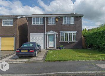 Thumbnail 5 bedroom detached house for sale in Birkenhills Drive, Ladybridge, Bolton, Lancashire