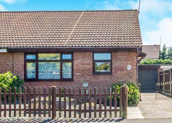 Thumbnail 2 bed semi-detached bungalow for sale in Elmdale Drive, Carlton Colville, Lowestoft