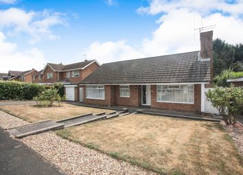 Thumbnail 3 bed detached bungalow for sale in Orson Leys, Rugby