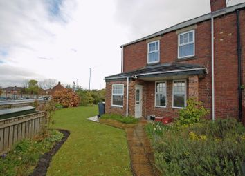 Thumbnail 3 bedroom semi-detached house for sale in Whitley Road, Holystone, Newcastle Upon Tyne