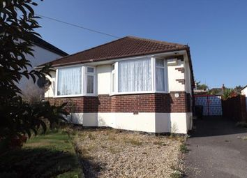 Thumbnail 2 bed bungalow for sale in Kent Road, Parkstone, Poole