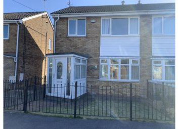 Thumbnail 3 bed semi-detached house for sale in Edendale, Hull