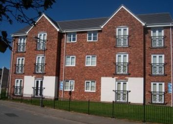 Thumbnail 2 bed flat to rent in Barley Mere Close, Newton-Le-Willows, Merseyside