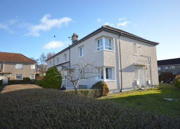 Thumbnail 3 bed flat for sale in Dumbuie Avenue, Dumbarton